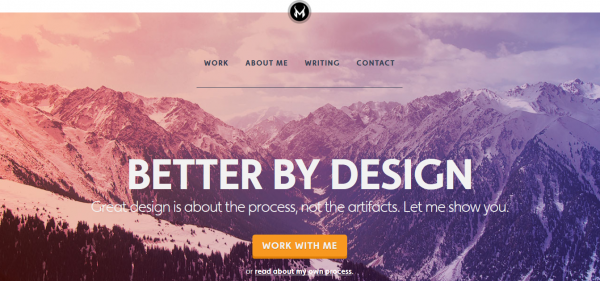 User Experience Design Example