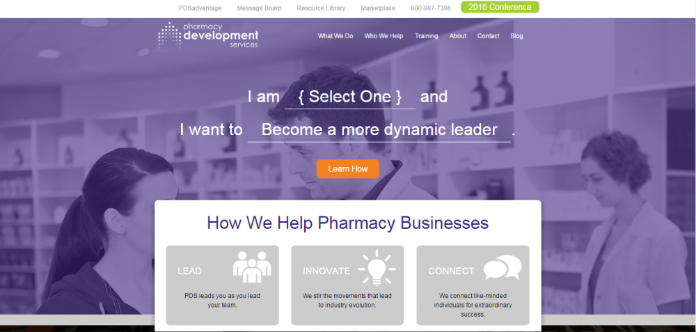 hubspot-web-design-pharmacy-development-services
