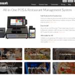 toast pos new website