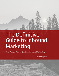 guide to inbound marketing cover