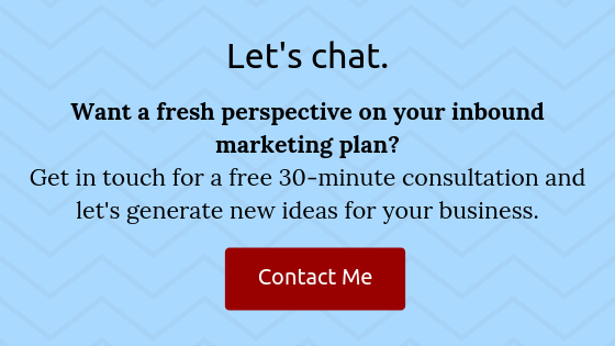 free inbound marketing consultation